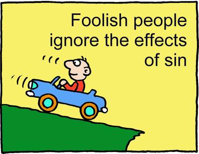 Image download: Foolish Ignore | Christart.com