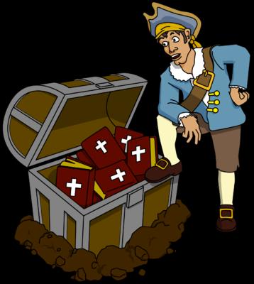 Image: Bible Pirate | Bible Clip Art | Christart.com