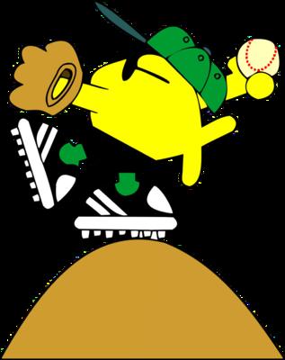 Image download: Baseball Pitcher 2 | Christart.com