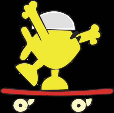 Skateboarding | Skateboarding Clip Art - Christart.com