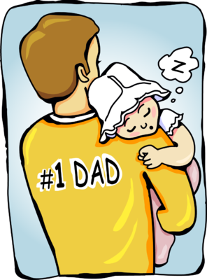 Baby Sleep Dad