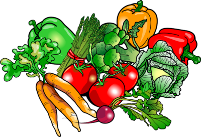 Image: Vegetables | Food Clip Art | Christart.com