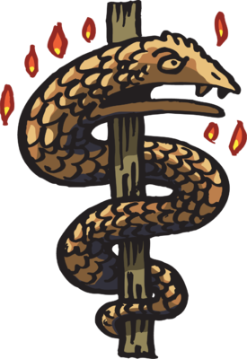 Bronze Serpent
