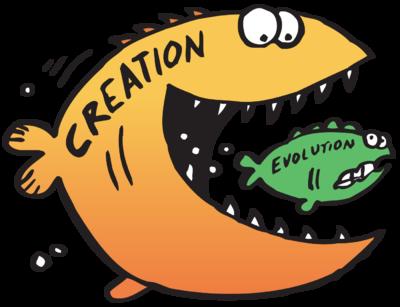 Image download: Creation Fish Wins | Christart.com