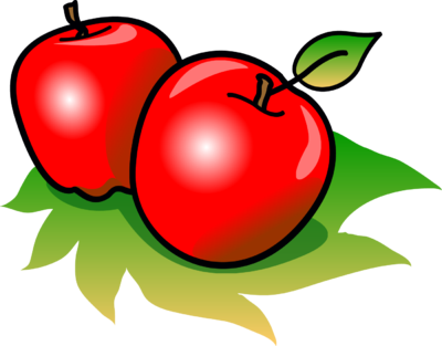 image apples food clip art christart com rh christart com clip art of applets and cotlets clip art of apple