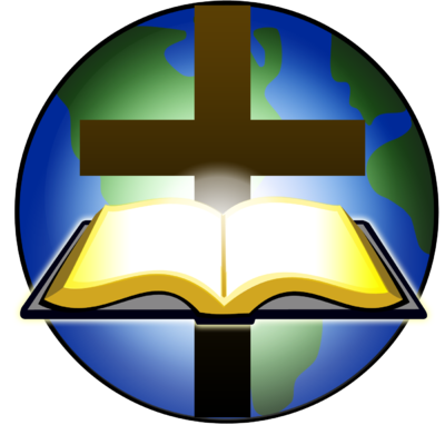 Cross Bible Globe