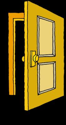 Open Door Clipart Doors Art Quotes. Quot...