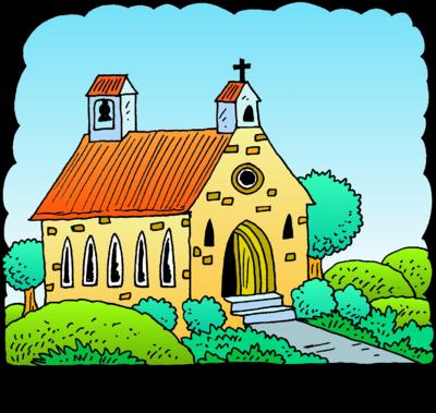 Image: Migrant Church   Church Clip Art   Christart.com