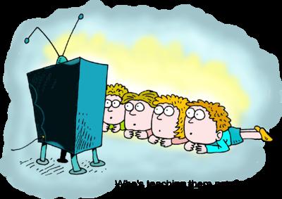 Image download: TV Teacher | Christart.com