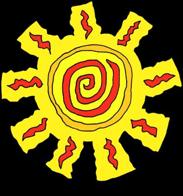 Image: Mexican Sun   Christart.com