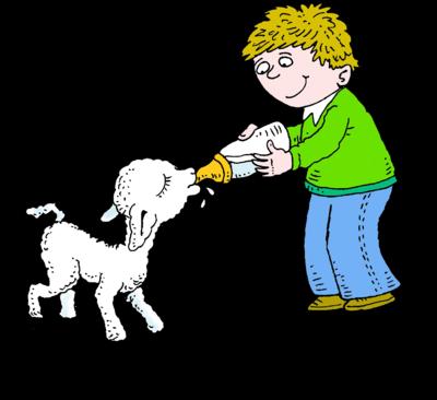 Clip Art Lamb Of God