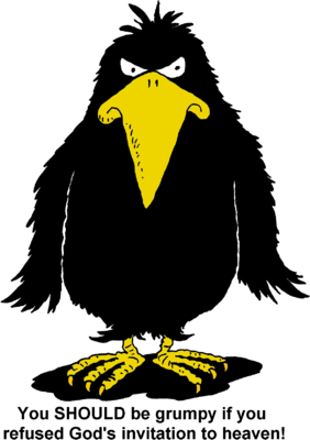 Grumpy Clipart Funny