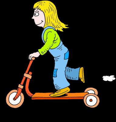 Image: Girl on Kick Sc...