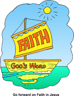 Image: Faith Sail | Christart.com