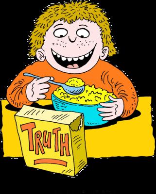 Image: Boy eating Cereal | Christart.com
