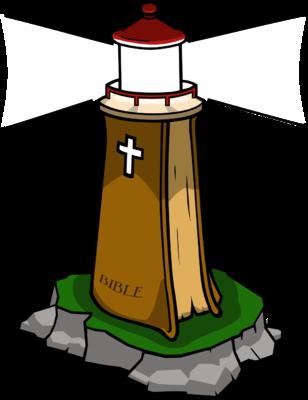 Image: Bible Lighthouse | Bible Clip Art | Christart.com
