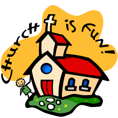 Image: Church is Fun | Church Clip Art | Christart.com