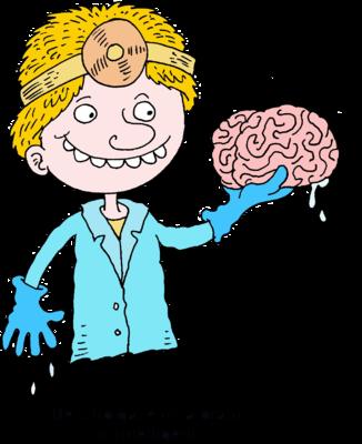 image brain surgeon he who gave us a brain is intelligent rh christart com Neurosurgeon Clip Art Vetrinararian Clip Art