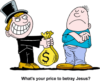 Image: Rich man offing to bribe another man - Whats your ...