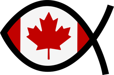Image: Canadian Christian Fish   Christian Fish Clip Art ...