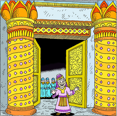 Solomon Temple