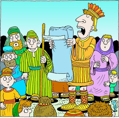Cyrus Proclamation