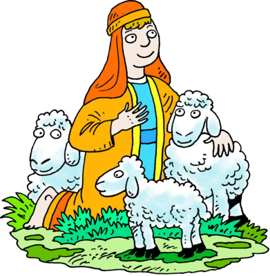The Good Shepherd | Shenita Neon Etwaroo's SALVATION