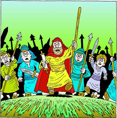 Joshua's Army
