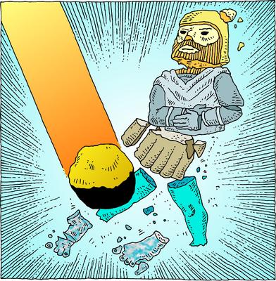 Image: Nebuchadnezzars Dream | Daniel Clip Art | Christart.com