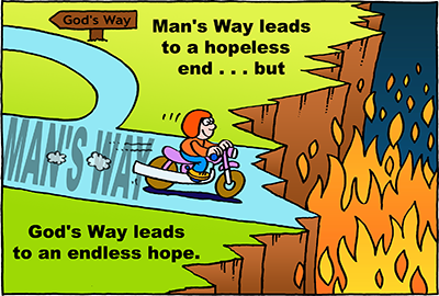 Man's Way - God's Way