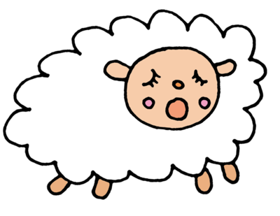 Sleepy Sheep