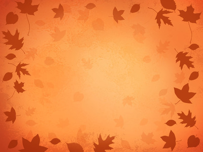 image background powerpoint themes blown leaves christart com