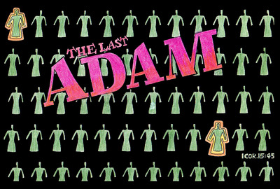 Image: The Last Adam | Names of Jesus PowerPoint Sermons