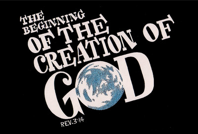 Beginning of Creation