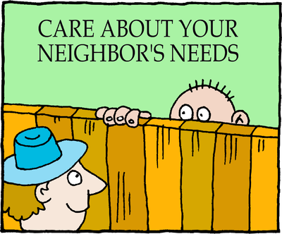 Neighbour Needs