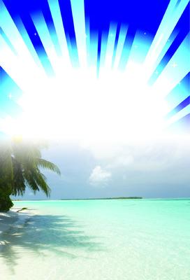 image beach sermon bulletins covers christartcom