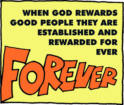 When God Rewards
