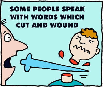 Some people Speak