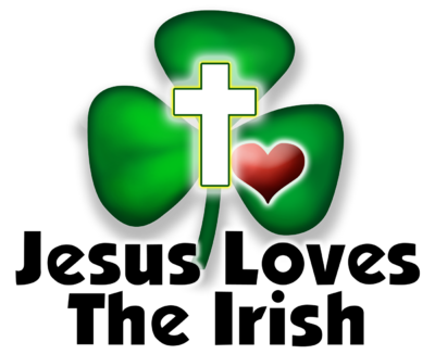 Jesus loves the Irish