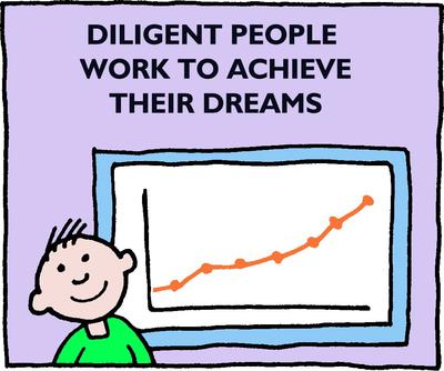 Image download: Diligent Dreams | Christart.com