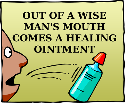 Mouth Ointment