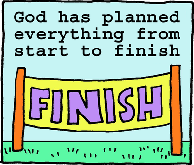 God Planned Everything