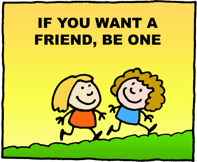 Wanting A Friend