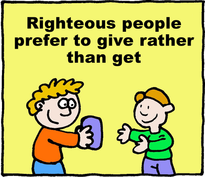 Righteous Prefer