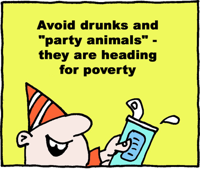 Avoid Drunks