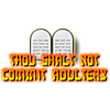 "This is a clip art of the seventh commandment, ""Thou shalt not commit adultery."" ChristArt has all the Ten Commandments with this art."