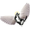 Cat Angel | Angel Clip Art