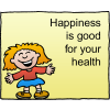 Happiness is good for your health