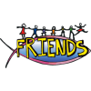 Friends in Christ | Christian Fish Clip Art