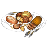 Baked Goods | Food Clip Art